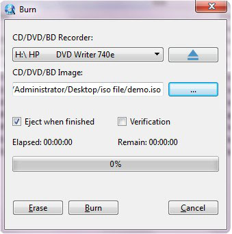 Bootable DVD Maker