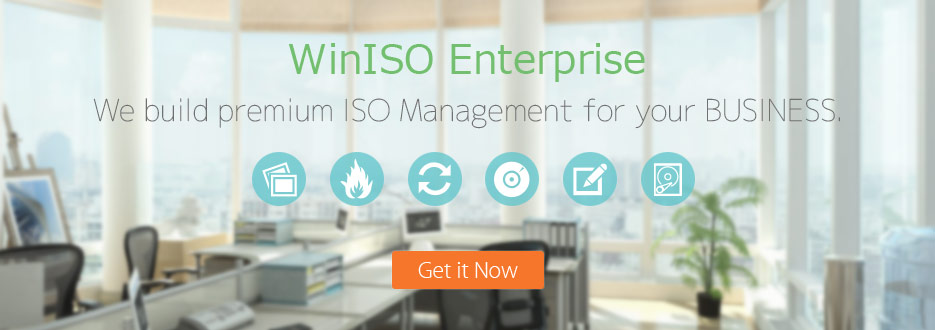 WinISO Enterprise Offer