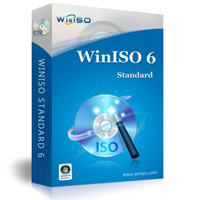 The box of WinISO Standard 6